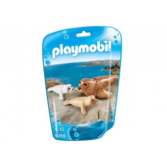 PLAYMOBIL 9069 Foki