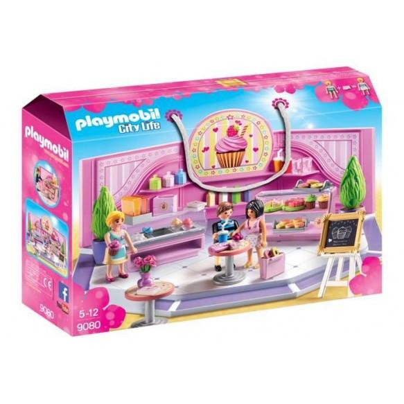 PLAYMOBIL 9080 Kawiarnia w Cupcake