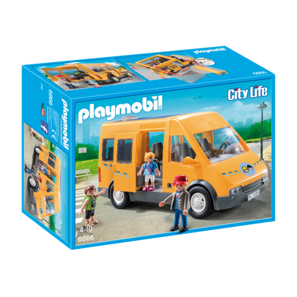PLAYMOBIL 6866 Autobus szkolny