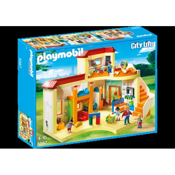 PLAYMOBIL CITY 5567 PRZEDSZKOLE