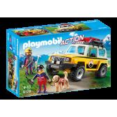 PLAYMOBIL Action 9128 Terenówka ratownictwa