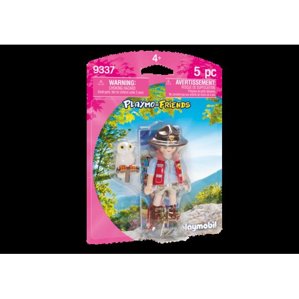 Playmobil Strażniczka lasu 9337