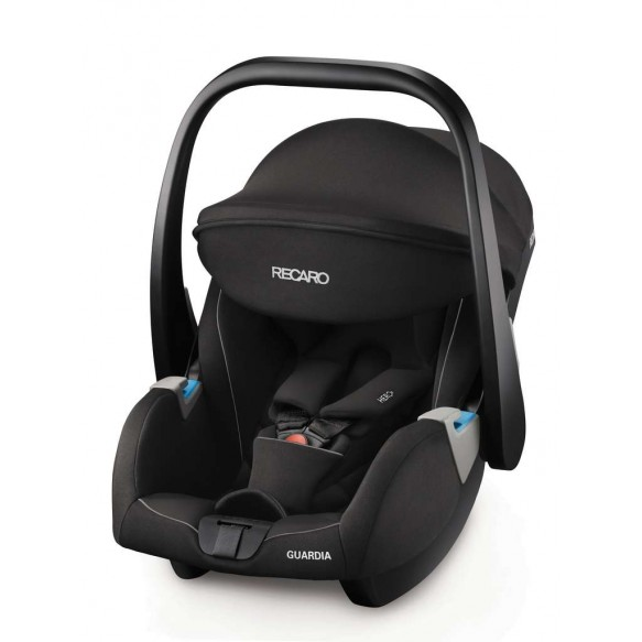 RECARO Guardia 0-13 KG Performance Black