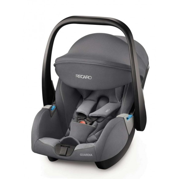 RECARO Guardia 0-13 KG Alluminium Grey