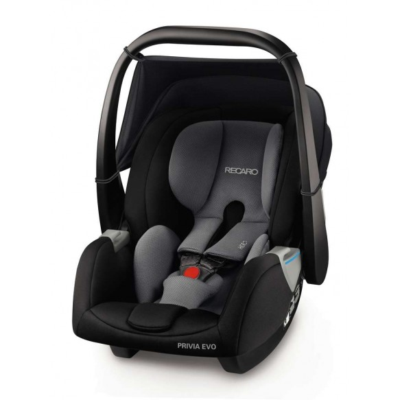 Recaro Privia Evo Carbon Black 0-13 kg