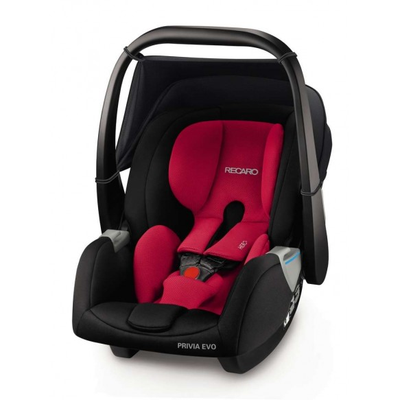 Recaro Privia Evo Racing Red  0-13 kg