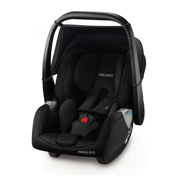Recaro Privia Evo Performance Black 0-13 kg
