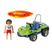 PLAYMOBIL 6982 Surfer z buggy