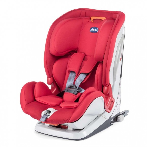 Chicco Fotelik YOUniverse Fix 9-36kg red
