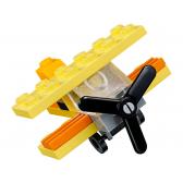 10709 Pomarańczowy zestaw kreatywny LEGO
