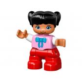 Lego, Duplo, 10847, Pociąg, z, cyferkami,