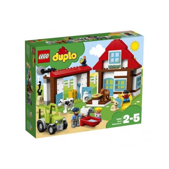 LEGO DUPLO 10869 Przygody na farmie