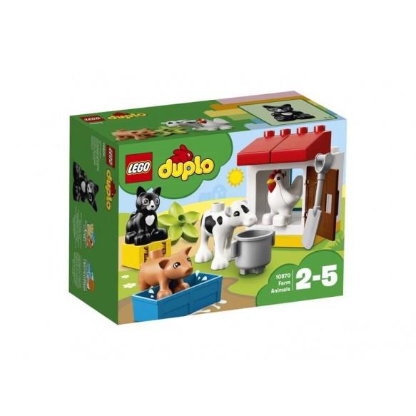 LEGO DUPLO 10870 Zwierzątka hodowlane