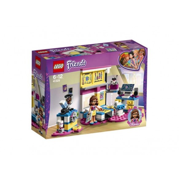 LEGO Friends 41329 Sypialnia Olivii