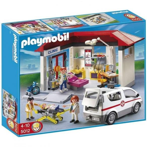Playmobil 5012 Pogotowie ratunkowe