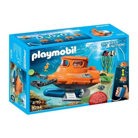 PLAYMOBIL 9234 Łódź podwodna z silnikiem podwodnym