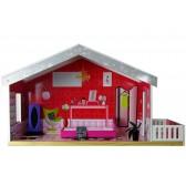 Domek dla lalek drewniany Villa Julia Piętrowy