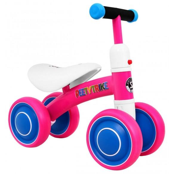 Czterokołowy rowerek biegowy PettyTrike