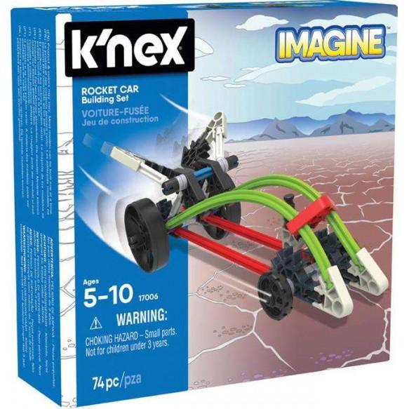 K'nex Imagine Rakietowy Samochód