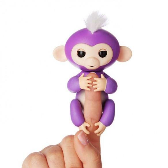 Fingerlings – Małpka Mia Fioletowa