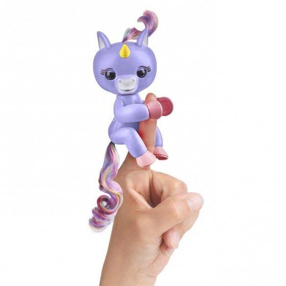 Fingerlings jednorożec Alika