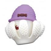 Mombella Gryzak Zabawka Ośmiornica Lilac