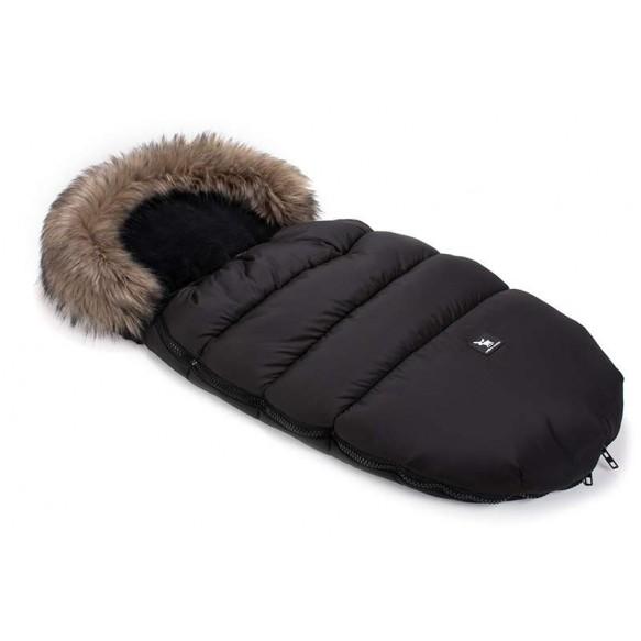 cottonmoose Śpiwór zimowy - Moose czarny