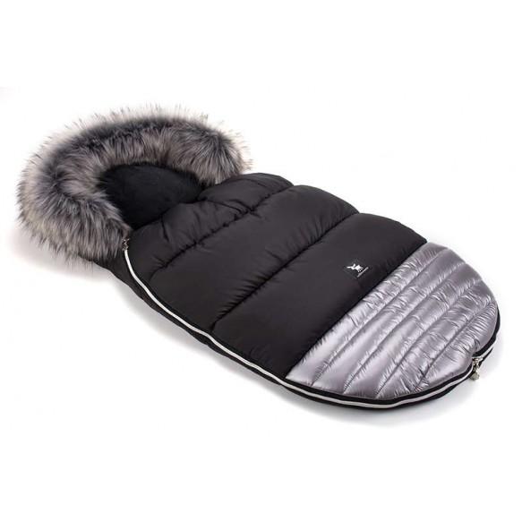 cottonmoose Śpiwór zimowy - Moose SHINE SILVER