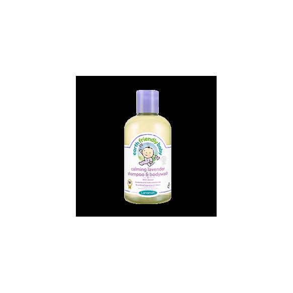 Łagodzący lawendowy szampon i płyn myjący 2 w 1