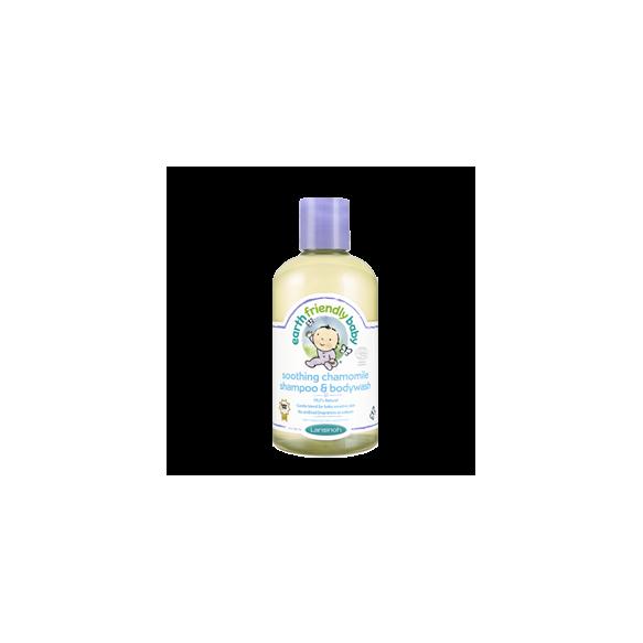 Kojący rumiankowy szampon i płyn myjący 2 w 1
