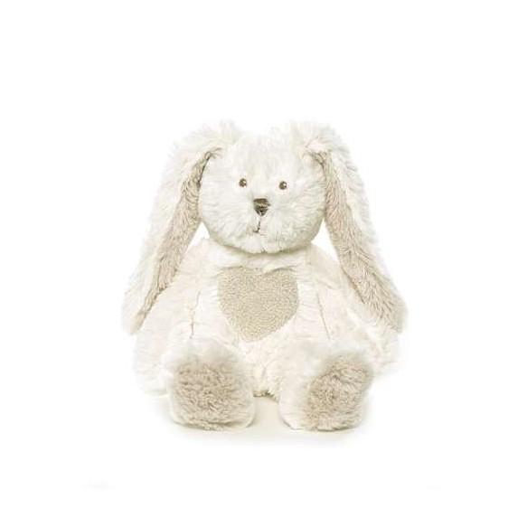 Pluszak Teddy Cream Zając, mały biały, 33cm