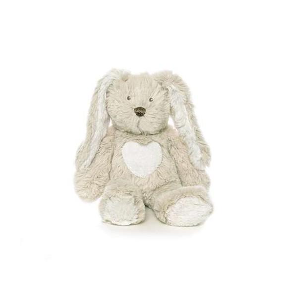 Pluszak Teddy Cream Zając - mini szary, 24 cm