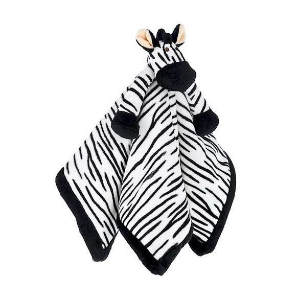 Diinglisar Przytulanka-Kocyk Zebra