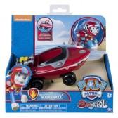 Wodny pojazd z figurką - Marshall
