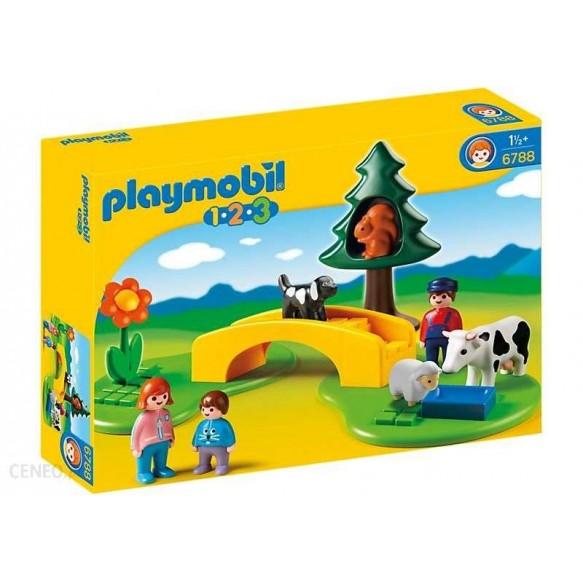 Spacer na letnie pastwisko PLAYMOBIL 1.2.3 6788