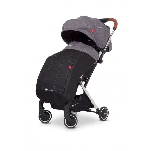 Euro-cart spin wózek spacerowy anthracite