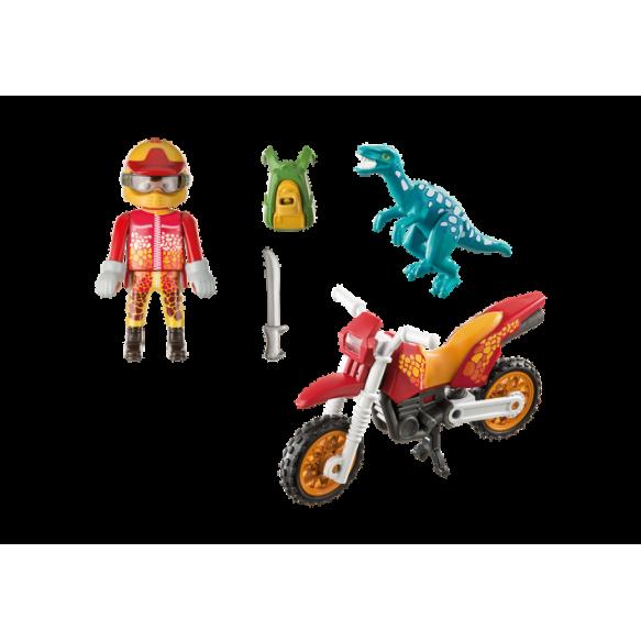 Rower motocrossowy z raptorem 9431