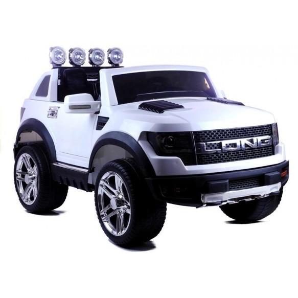Pojazd na Akumulator long biały