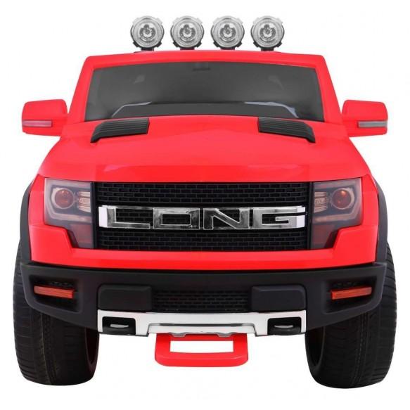 Pojazd na Akumulator long czerwony