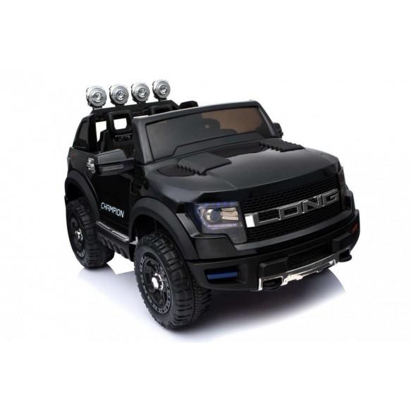 Pojazd na Akumulator long czarny