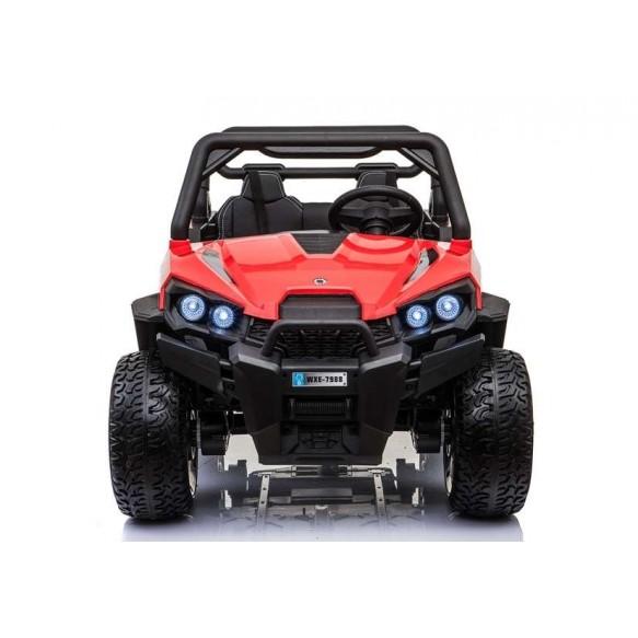 Auto na Akumulator WXE-8988 Czerwony