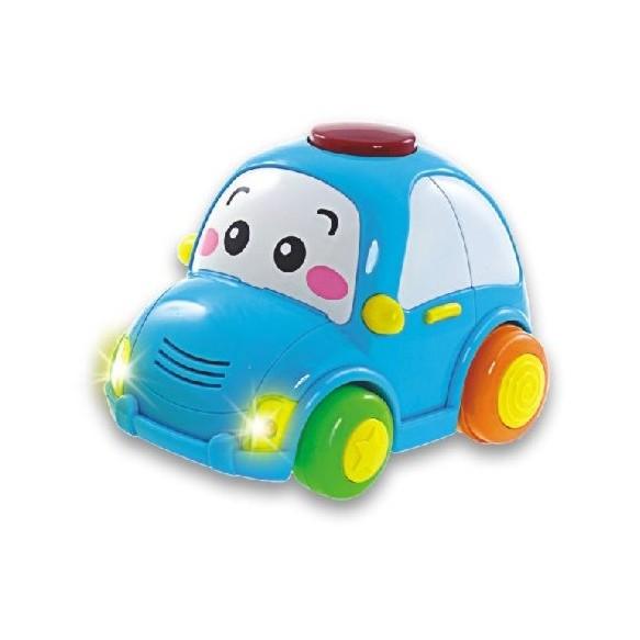 SMILY PLAY Pojazdy sterowane z Kierownicą - Autko