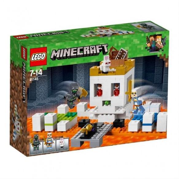 LEGO Minecraft, Czaszkowa arena, 21145