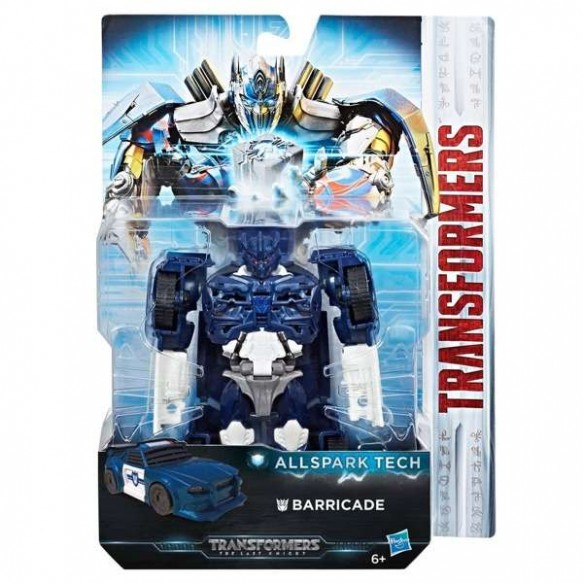 Hasbro Transformers Figurka All Spark Tech 2w1 - Barricade
