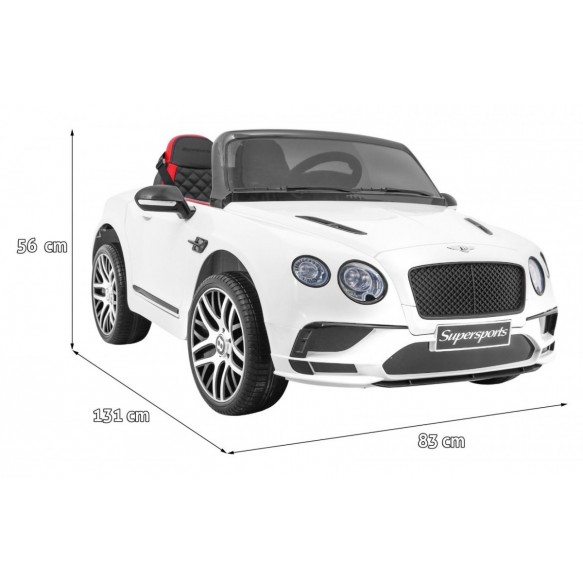 Pojazd Bentley Continental