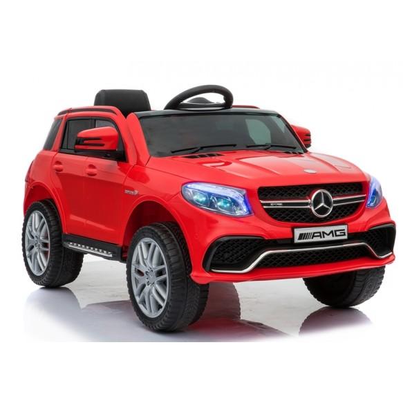 Pojazd na Akumulator Mercedes GLE 63S czerwony