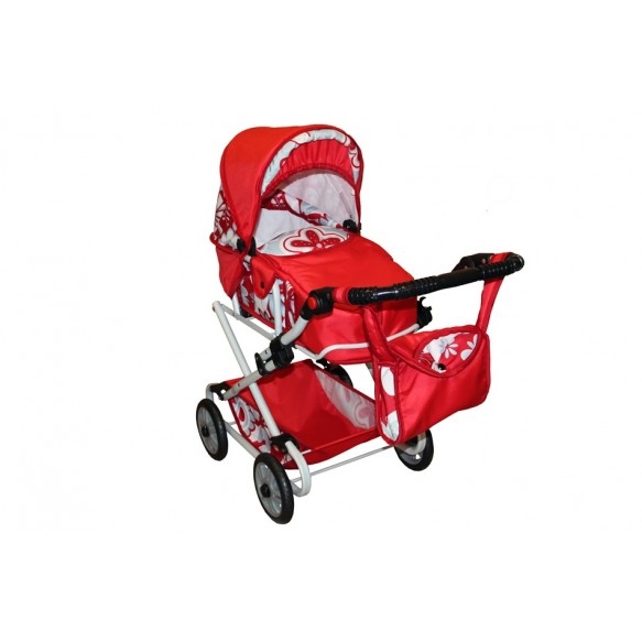 Wózek lalkowy głęboko – spacerowy wl-2