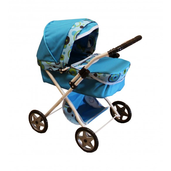 Wózek lalkowy głęboki WLG