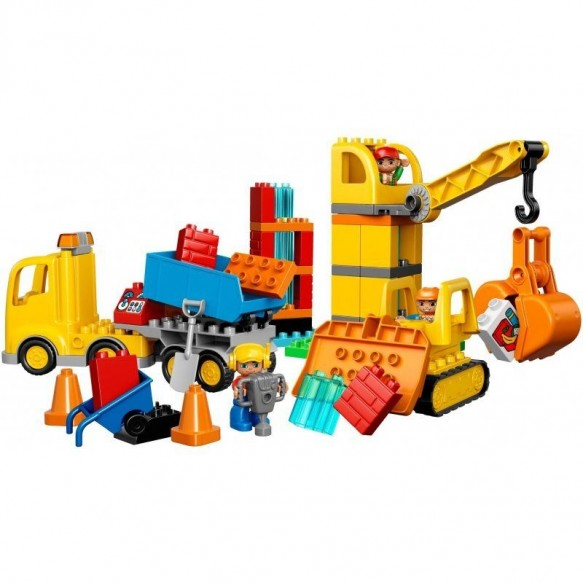Lego duplo 10813 Wielka budowa