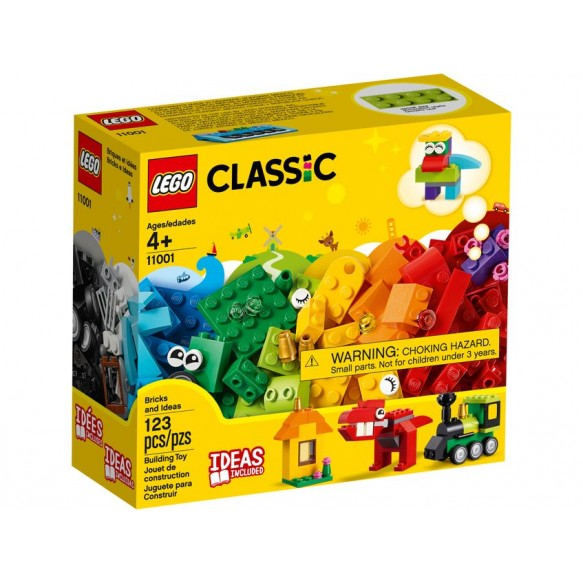 Lego classic 11001 Klocki + pomysły